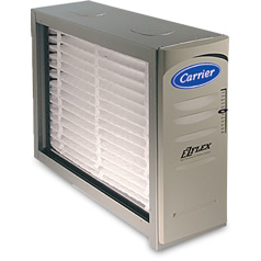 Carrier electronic air filter