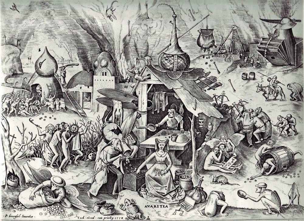 Pieter Bruegel 1556