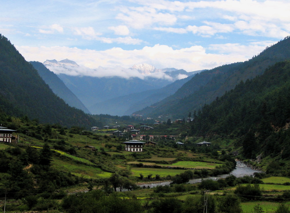 Haa Valley, Bhutan