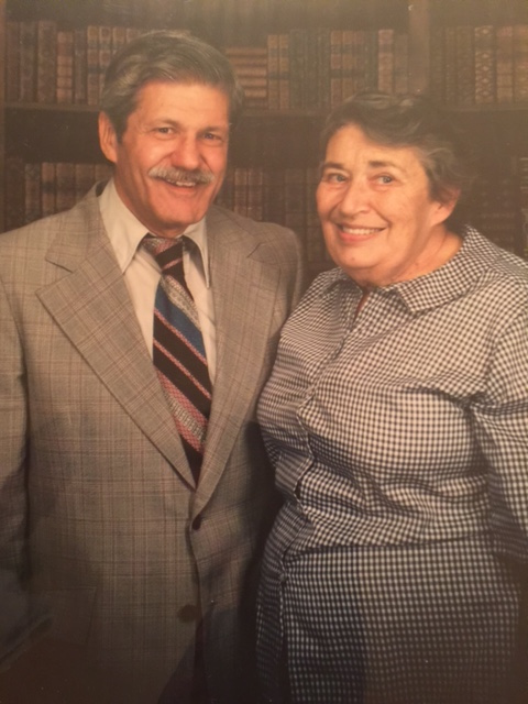 Eric's parents