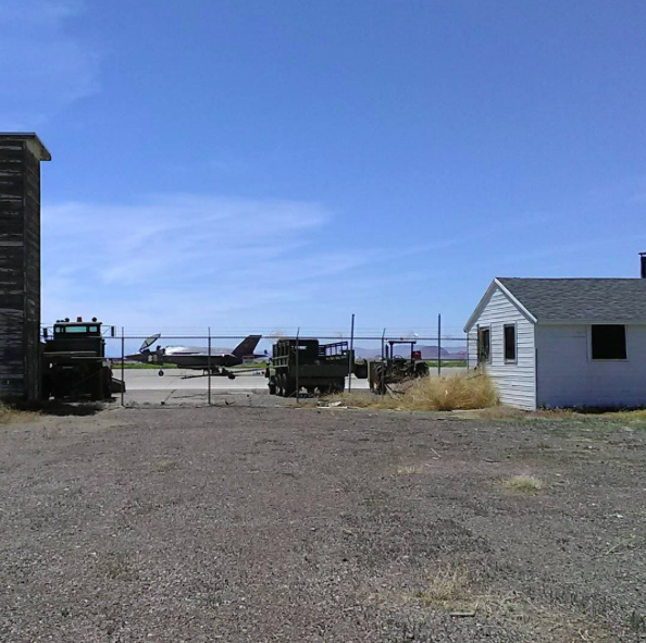 Wendover Air Base Museum