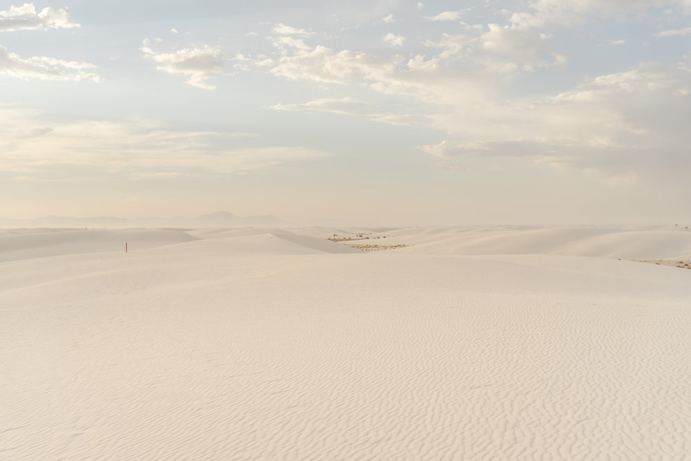 White Sands National Monument, New Mexico. Photo: Tiago Silva Nunes