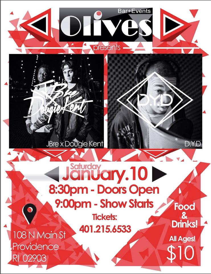 First music show | January 10, 2015