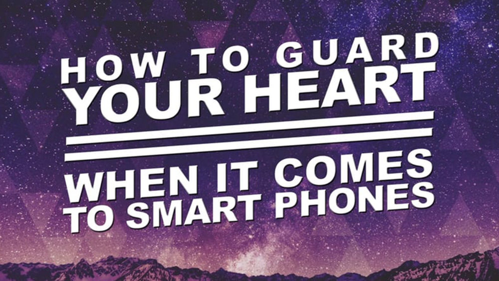 Scripture teaches that above all else guard your heart. In this video teaching Kevin will instruct your teenager on how they can protect their eyes and ears from dangerous and disturbing trends on their smart phone.