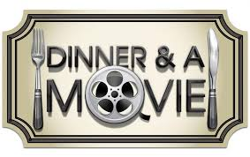 Dinner and movies CR Gribbs and Cinemark