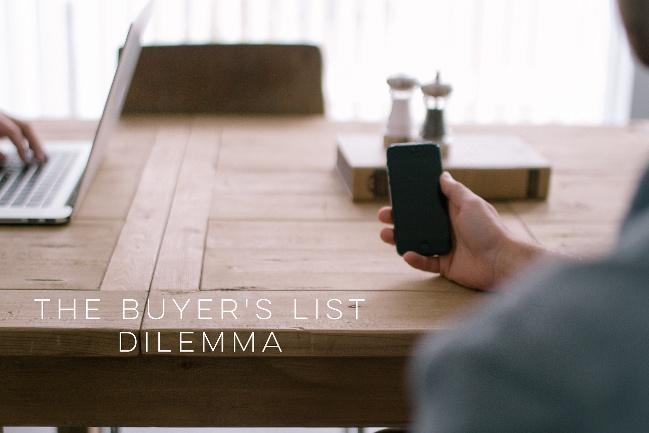 dilemma list