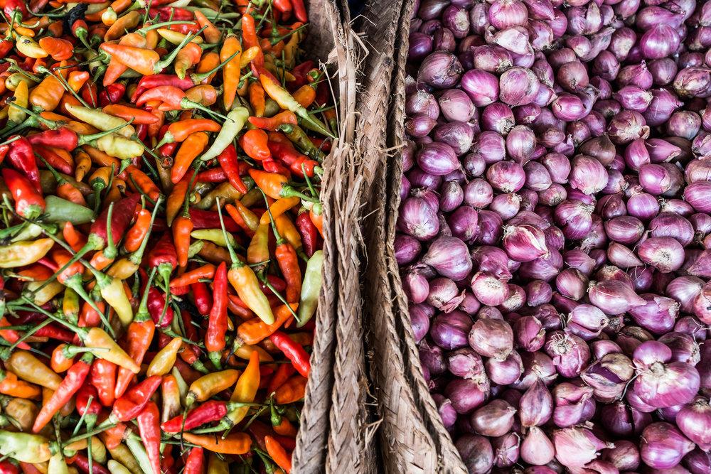 Market at Uluwatu, Bali, Indonesia