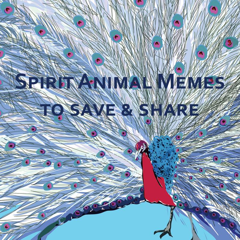 spirit animal persephone center