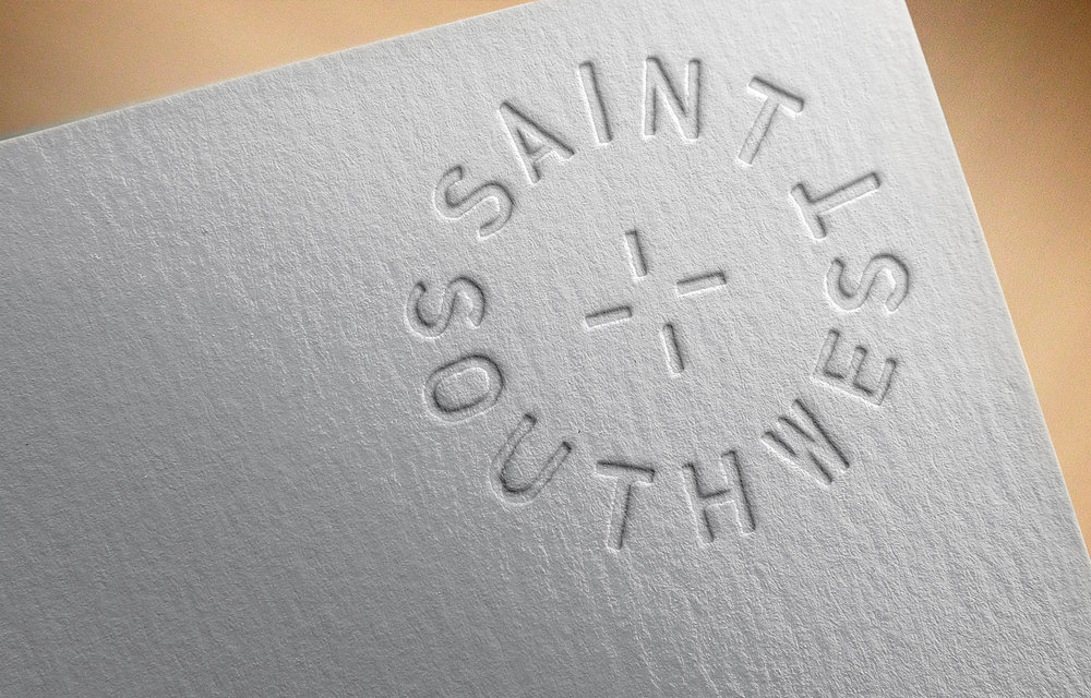 saint southwest / brand design