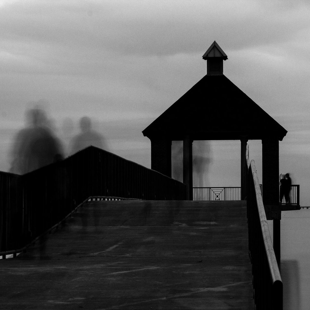 Chris Lenox  /  Ghosts EP