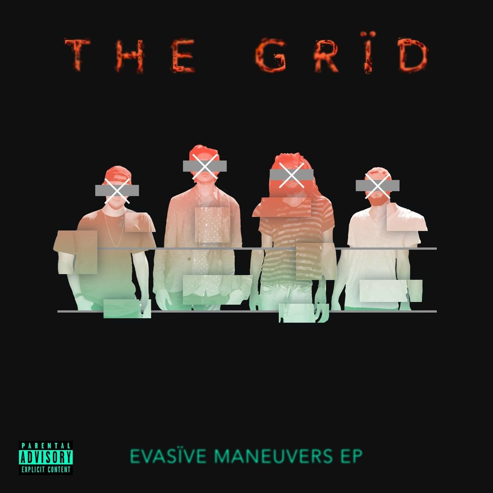 THE GRÏD  /  Evasïve Maneuvers EP