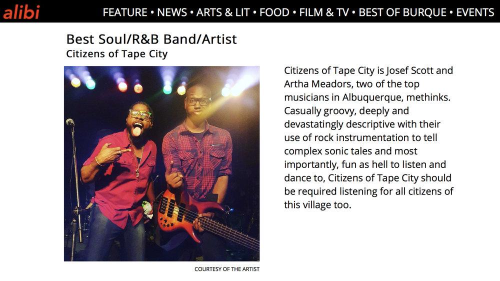 Citizens of Tape City Alibi.jpg