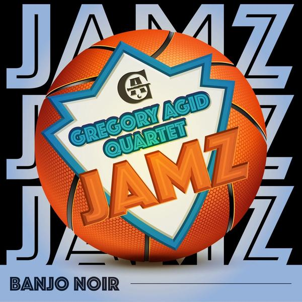 "Gregory Agid Quartet  - ""Banjo Noir"" (single)"