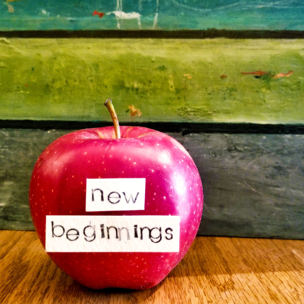 New Beginniings Apple