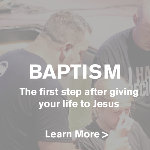 THE FIRST STEP AFTER GIVING YOUR LIFE TO JESUS