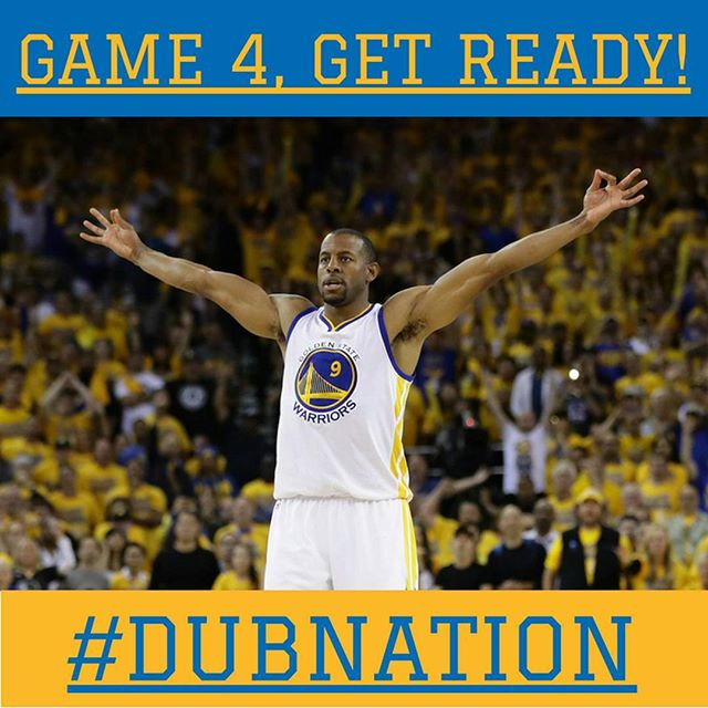 It'll take more than a kick to the balls to stop us. Go Dubs!!! . . . . . #goldenstatewarriors #oakland #andreiguodala #curryon #dubnation #letsgowarriors #strengthinnumbers #lebronwho?