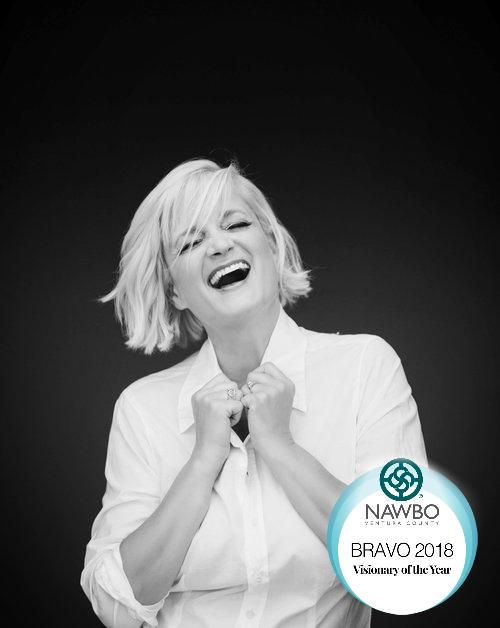 Kim Maxwell - NAWBO Visionary of the Year