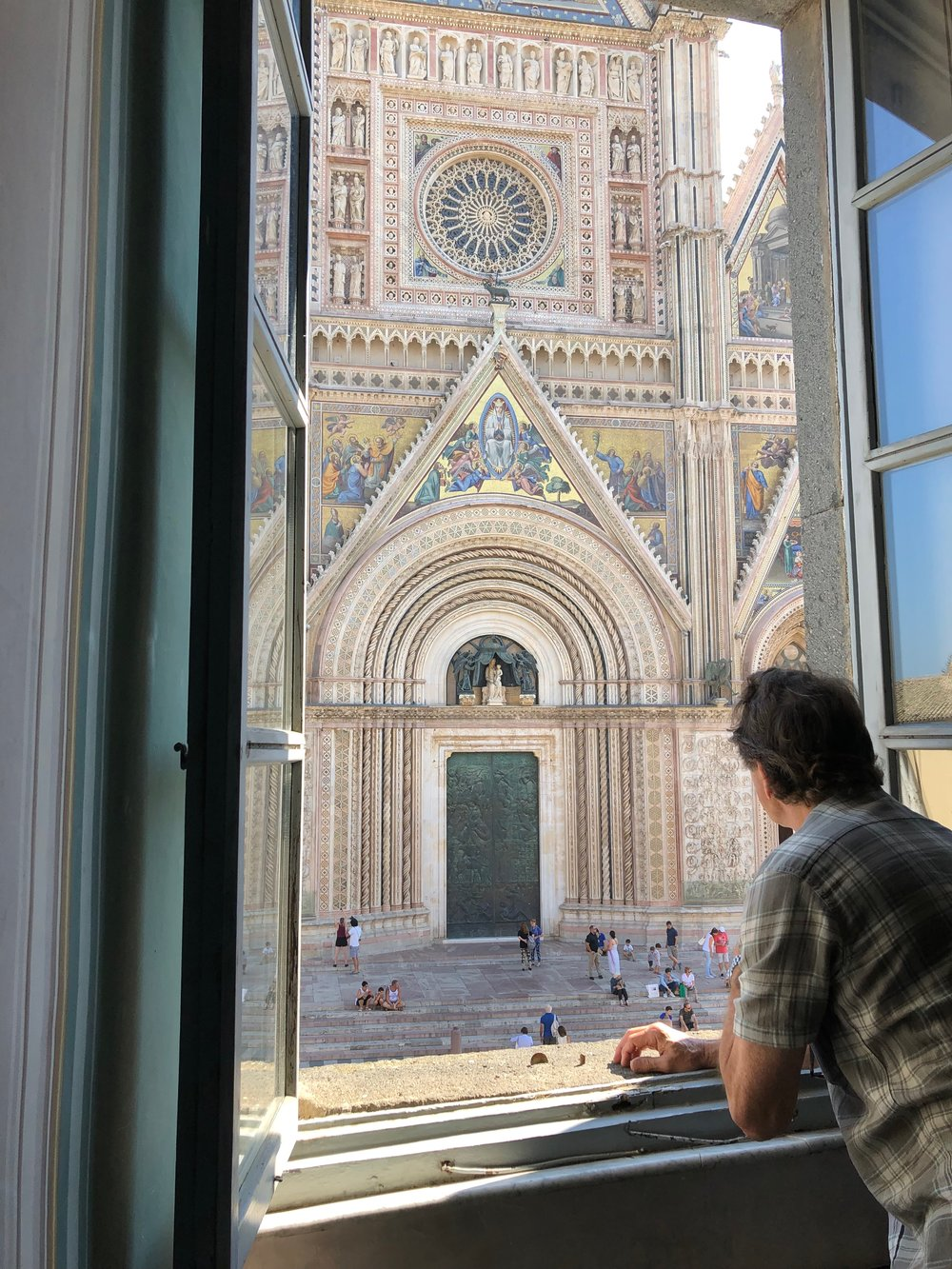 Orvietto Catherdral from the Museum.jpeg