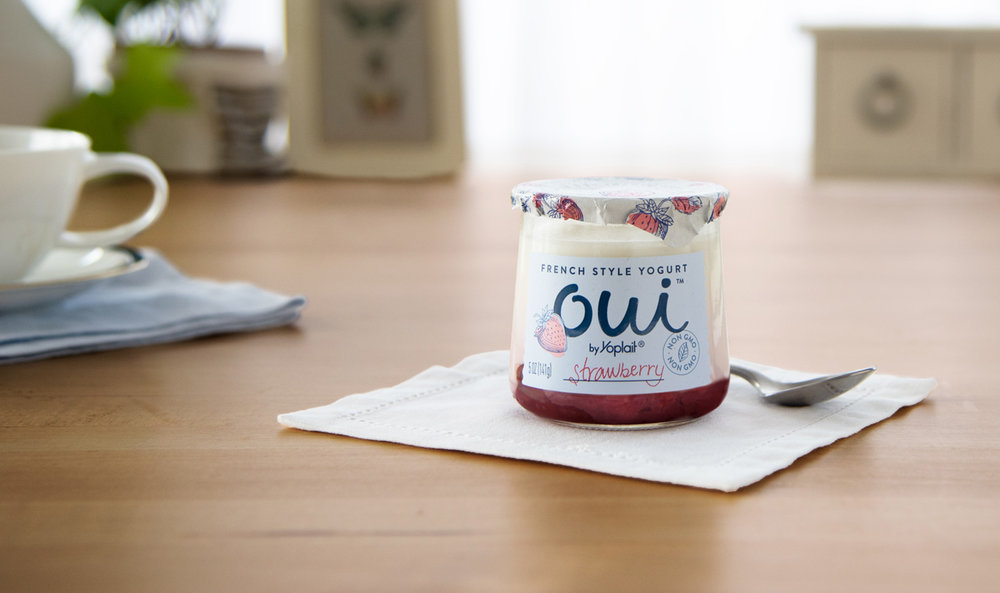 Our work examining the loyal, lapsed and lost yogurt consumer unlocked opportunities for Yoplait to successfully launch a distinctly different yogurt in Oui.
