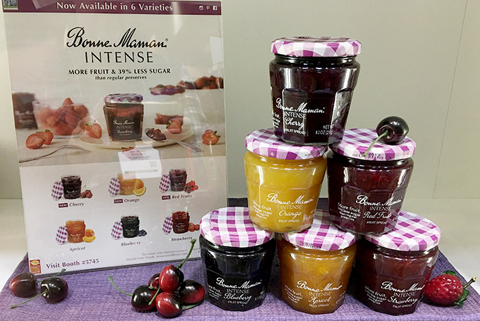 """Bonne Maman """"Intense"""" – a promise of more of what you love and less of what you don't."""
