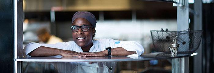 GA based chef, Mashama Bailey