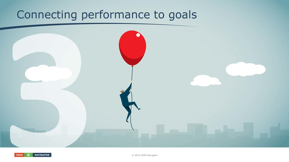 Module 3: Connecting performance to goals