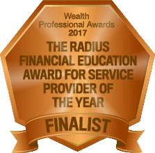Radius award