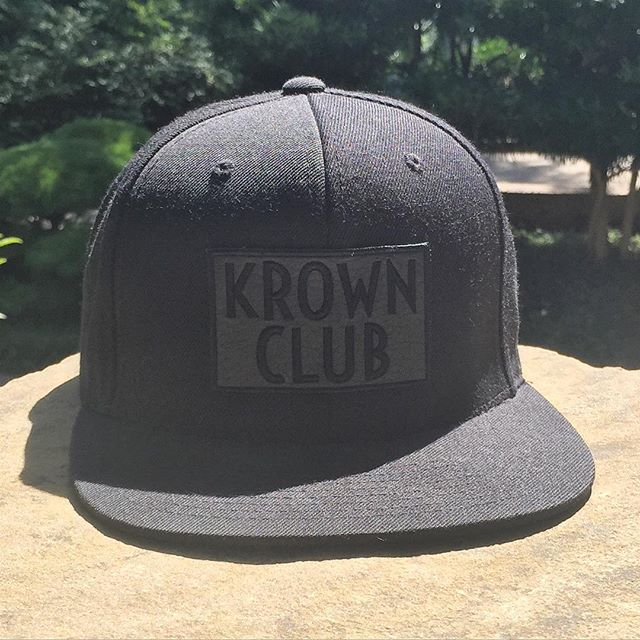 The Original | All Black Krown