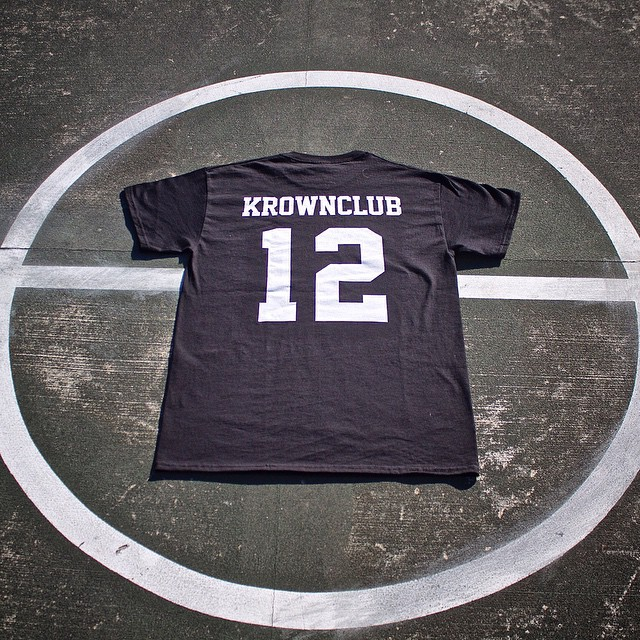 E-VO X Krownclub Jersey Tee