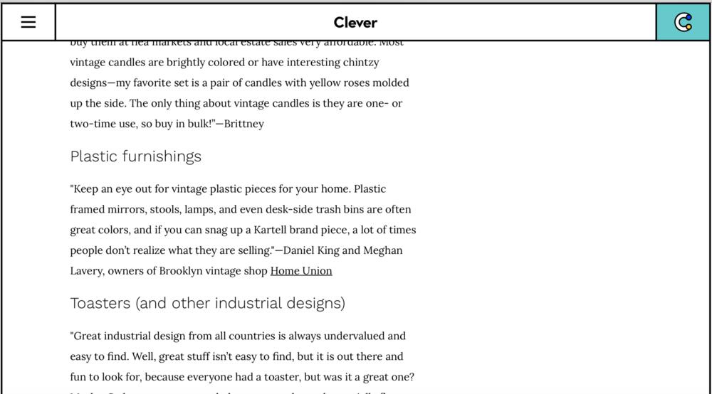 Architectural Digest -