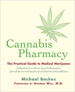 The majority of information on cannabis in this blog post is derived from this book. A special thanks to Michael Backes for this thorough and informative guide to the pharmacy of cannabis.