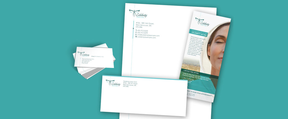 Logo & Stationary Design