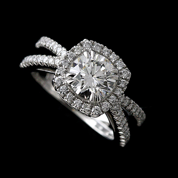 Platinum-Cut-Down-Micro-Pave-Diamond-Split-Shank-Halo-Engagement-Ring-Mounting-R1081VEN-1.jpg