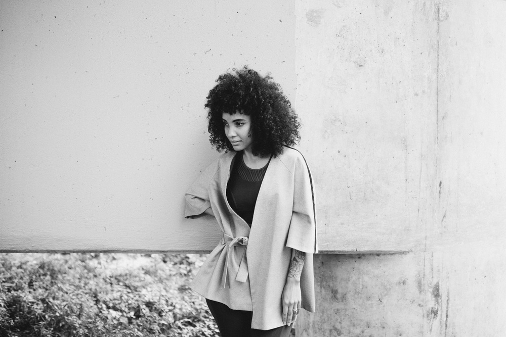 Downtown Austin shoot @nikishabrunson of @urbanbushbabes @katiejamesonphoto photography