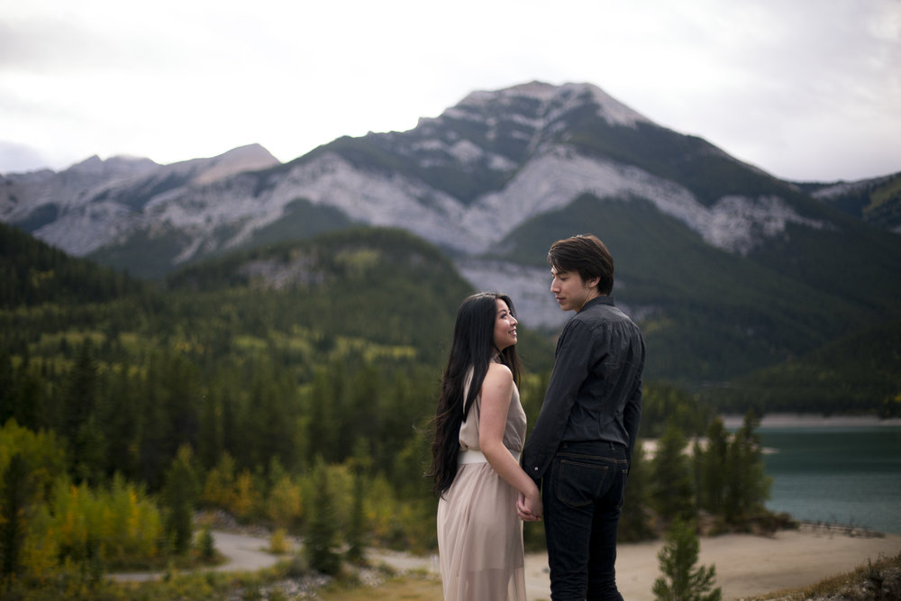 Canmore Alberta Engagement