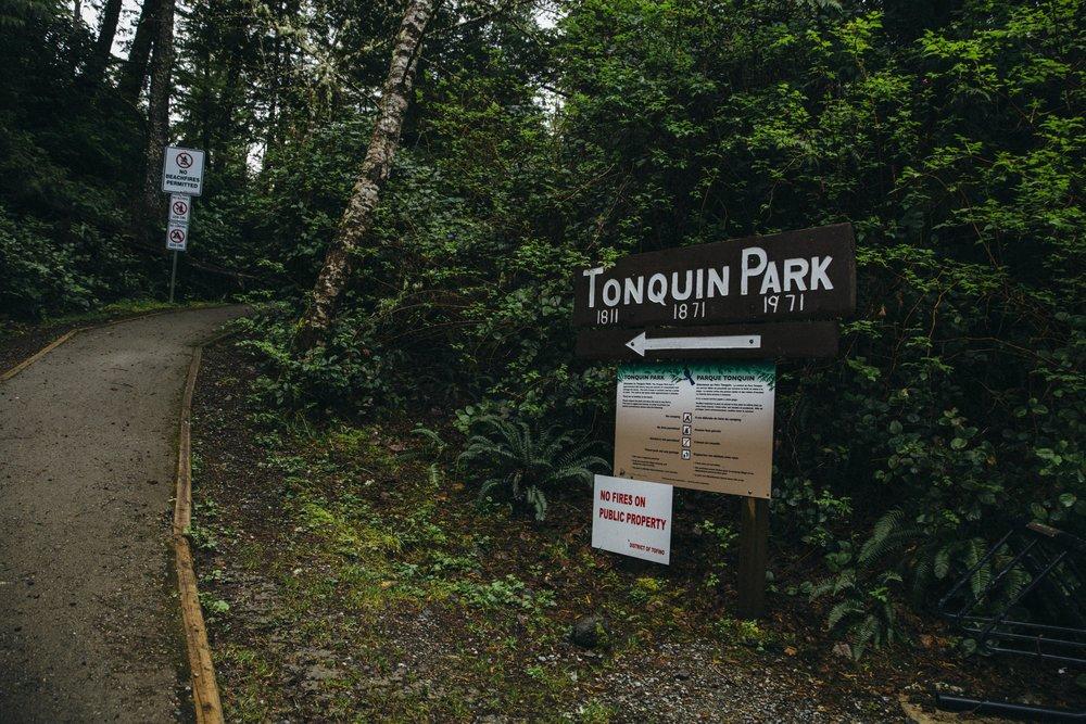 Tonquin Park