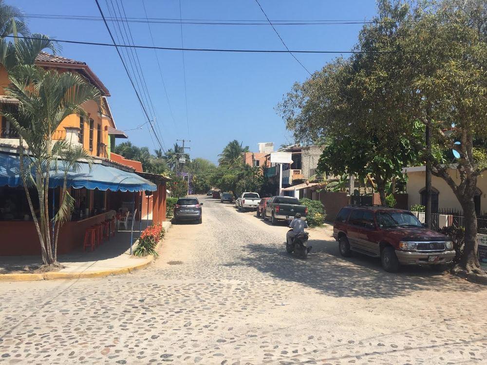 Africa & Egypto Street