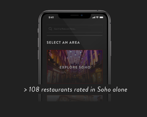 Hundreds of Independent Restaurants - We manually analyse restaurants' menus area by area. So instead of showing you chains, we can give you lots of new restaurant ideas and cover restaurants that don't have the PR budget to tout about their veggie food.