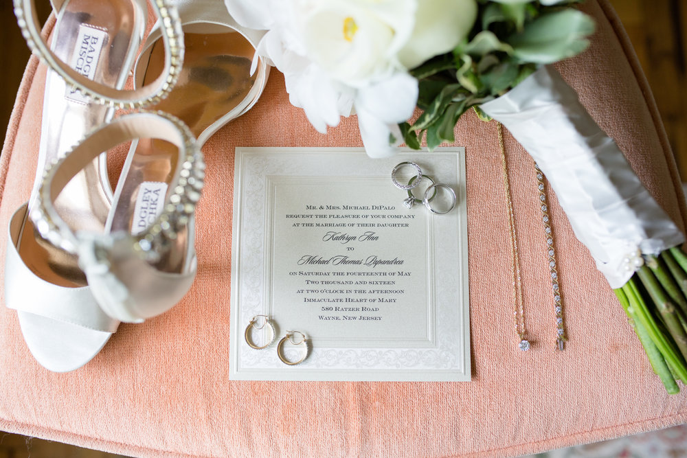 Wedding Invitation NJ Wedding Photography