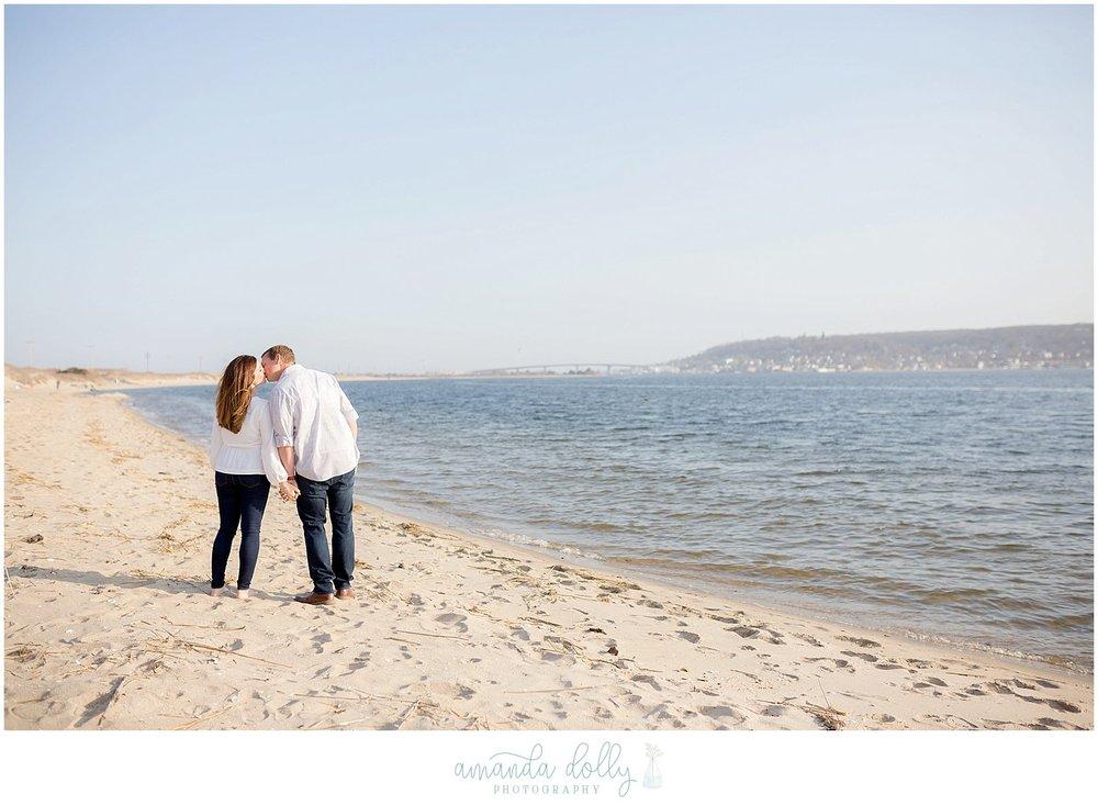 Sandy Hook Engagement Session