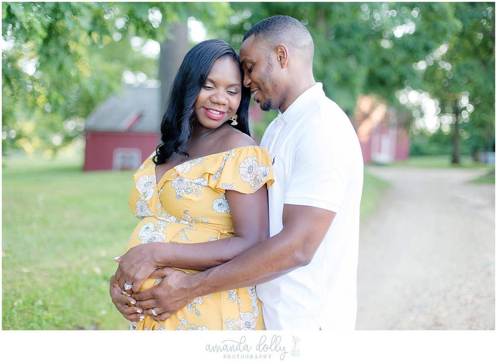 New Jersery Maternity Photography