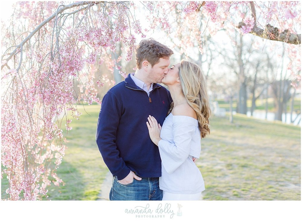 Spring Lake NJ Engagement Photography
