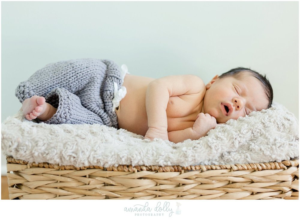 West Long Branch NJ Newborn Photography