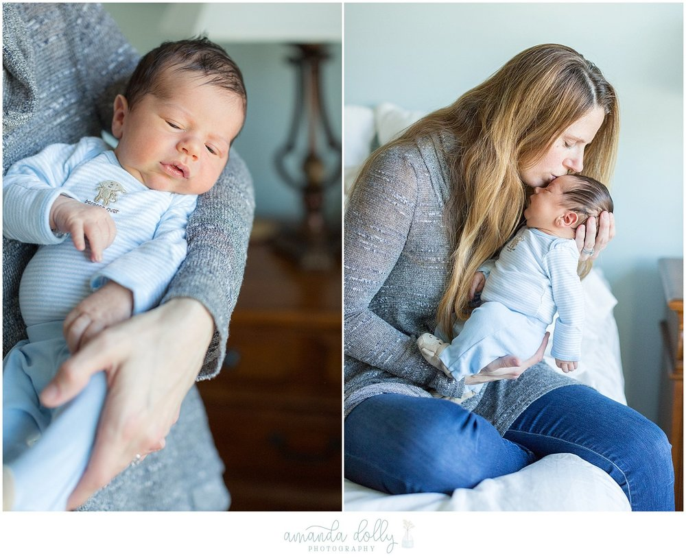 West Long Branch NJ Newborn Photography