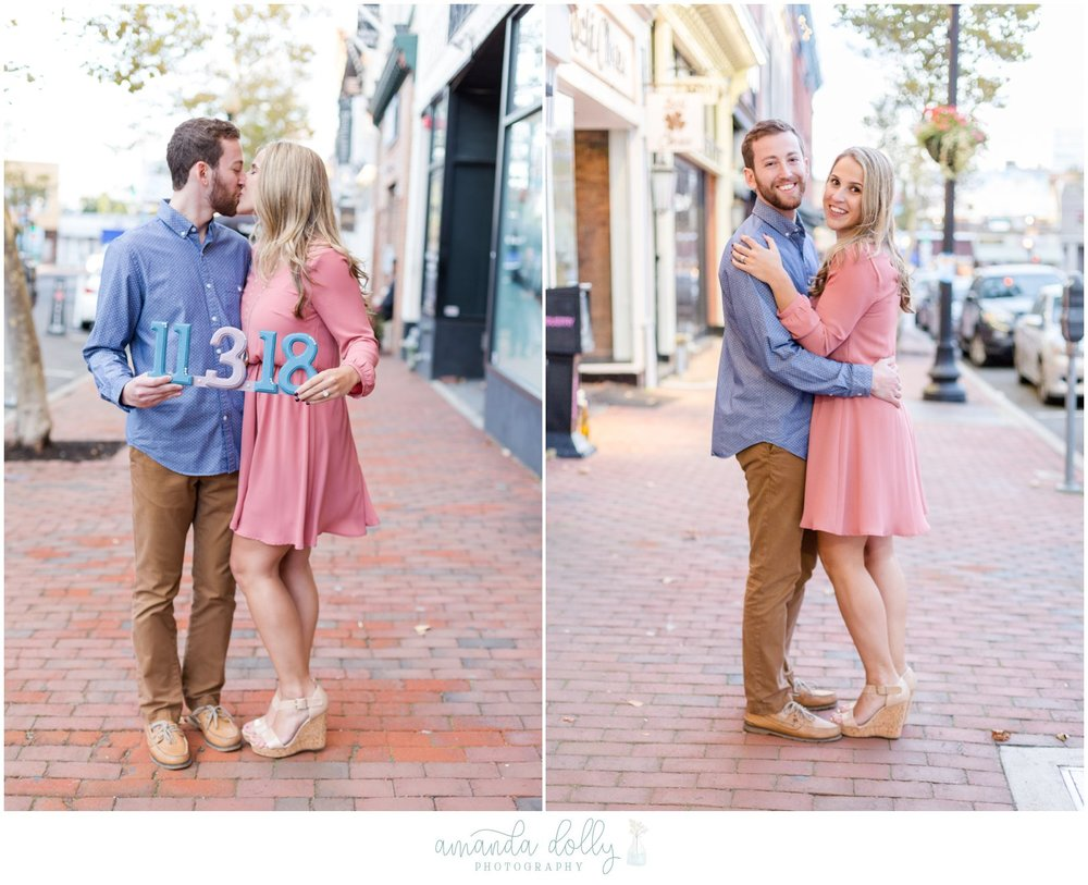 Red Bank NJ Engagement Session