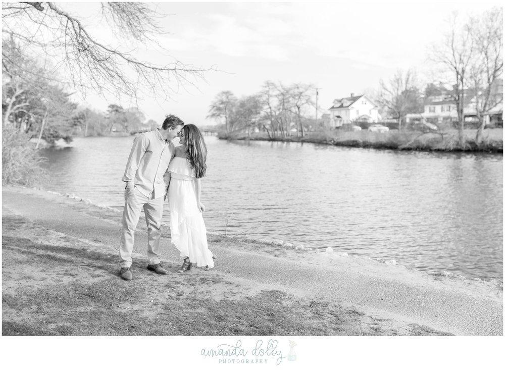 Spring Lake Engagement Session