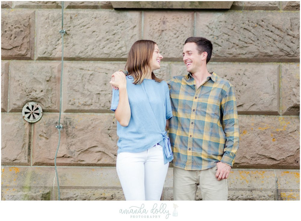 Highlands NJ Engagement Session