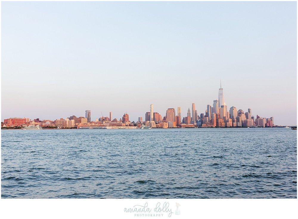 Hoboken NJ Engagement Session