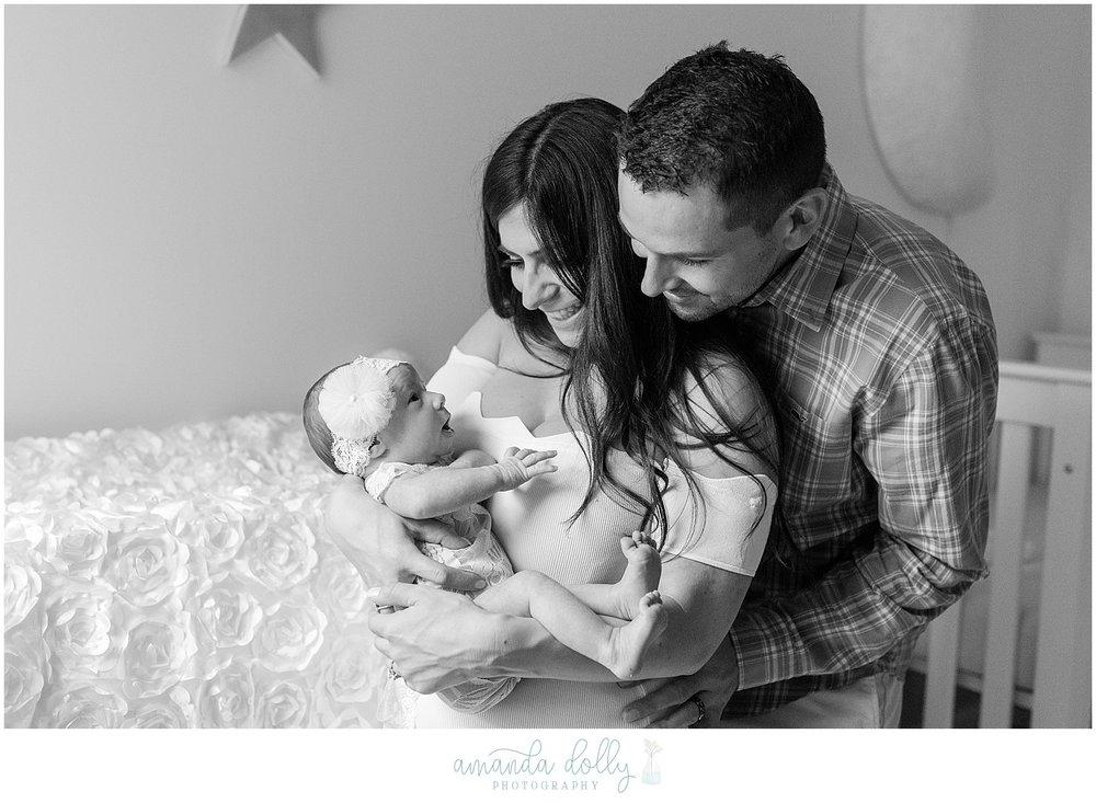 Union NJ Newborn Photography