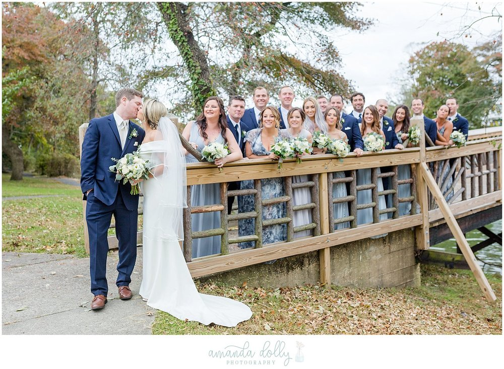 Jumping Brook Country Club Wedding Photography